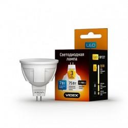 LED лампа VIDEX MR16 7W