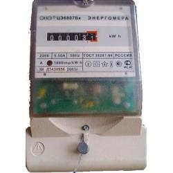 Счётчик электроэнергии ЦЭ6807БК