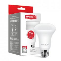 Светодиодная лампа Maxus R63