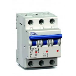 Автоматический выключатель трехполюсный 10А