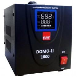 Релейный стабилизатор напряжения Элтис DOMO I1000 ВА