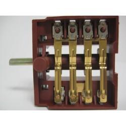 Пятипозиционный термопластовый переключатель
