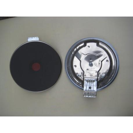 Чугунная конфорка ф180 мм- нагревательный элемент