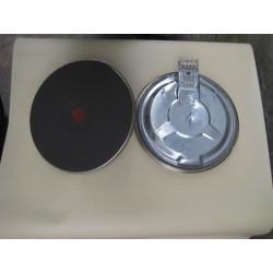 Чугунная конфорка ф220 мм- нагревательный элемент