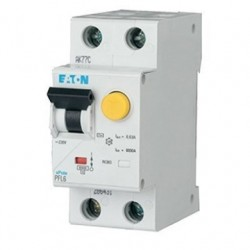 Диф автомат PFL6-20/1N/C/003 Eaton