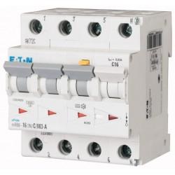 Дифференциальный автомат EATON mRB4-20/3N/C/003-A