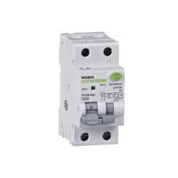 Дифавтомат  1PN C10 30mA EX9CBL-N NOARK