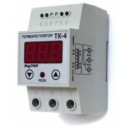 Терморегулятор digitop ТК-4 (одноканальный)