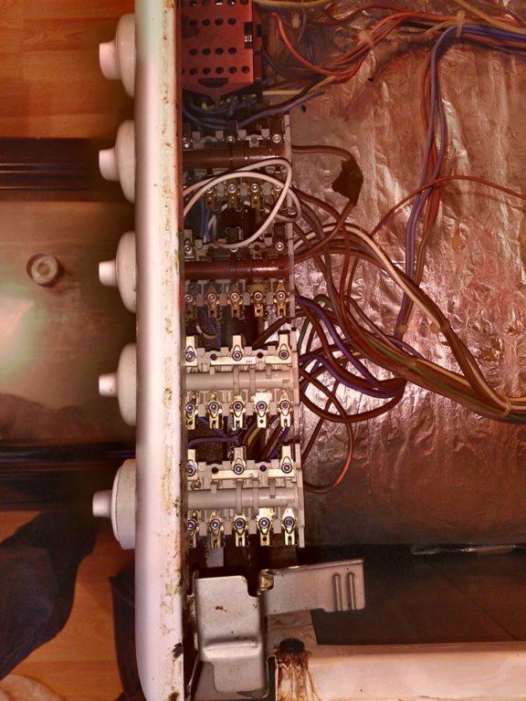 Ремонт электроплит в Чернигове