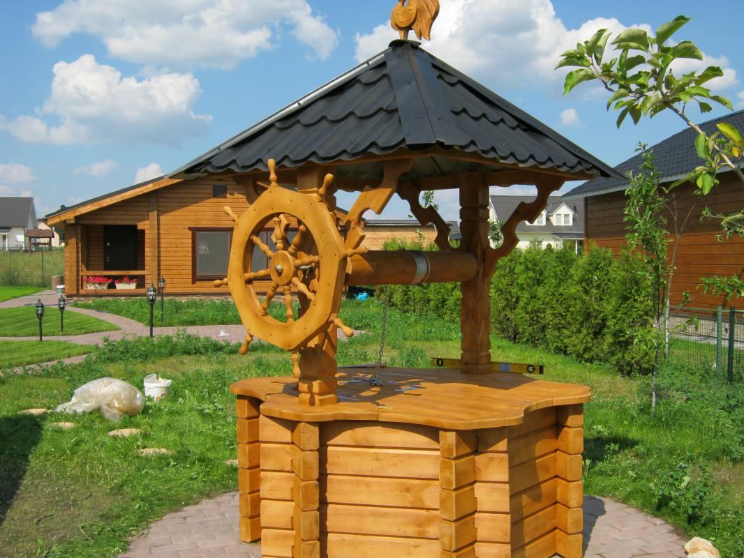 Копка колодцев в Чернигове