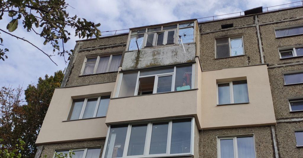 Утепление балкона Чернигов