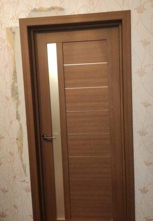 Установка межкомнатных дверей в Чернигове