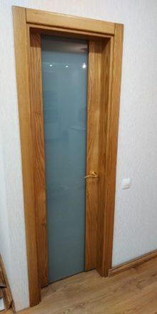 Монтаж межкомнатной двери в Чернигове
