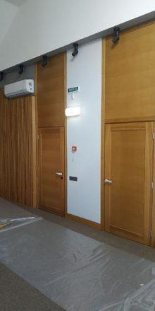 Установка межкомнатных дверей Чернигов