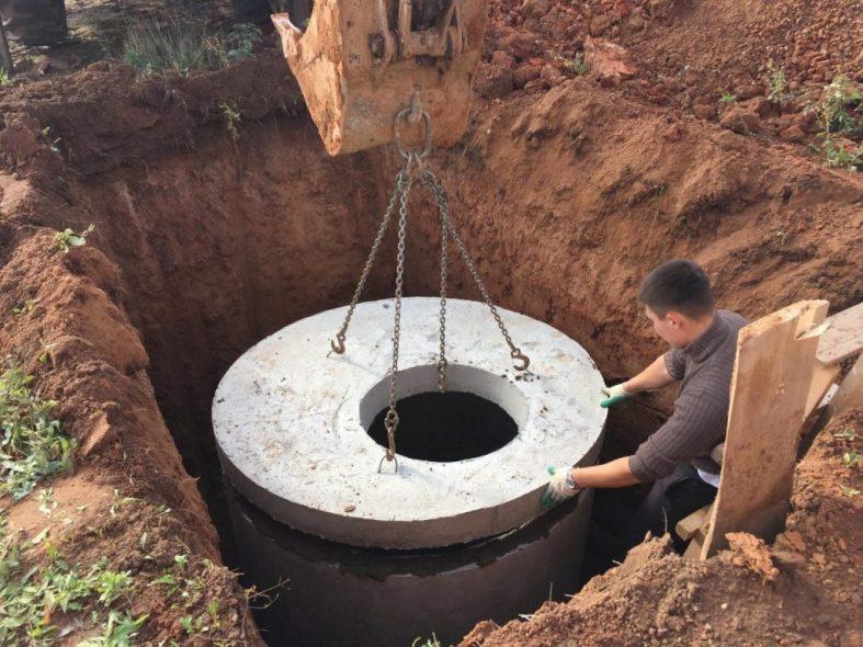Выгребная яма под ключ Чернигов